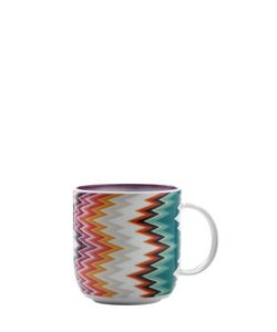 MISSONI BY RICHARD GINORI 1735 | Zig Zag Collection Porcelain Mug