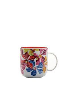 MISSONI BY RICHARD GINORI 1735 | Flowers Collection Porcelain Mug