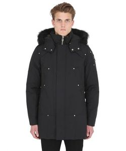 Moose Knuckles | Stirling Down Jacket Parka W/ Fur Trim