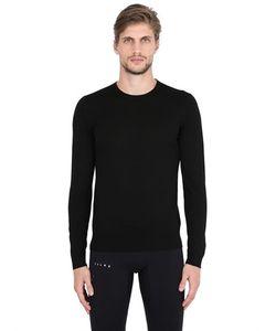 FALKE LUXURY | Merino Extrafine Crewneck Knit Sweater