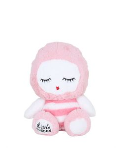 LUCKYBOYSUNDAY | Little Bon Bon Faux Fur Stuffed Animal