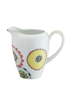 MISSONI BY RICHARD GINORI 1735 | Margherita Collection Creamer