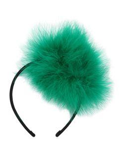 SONIA RYKIEL PARIS | Feathered Headband