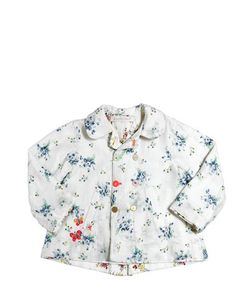 Péro | Reversible Cotton Muslin Poplin Jacket