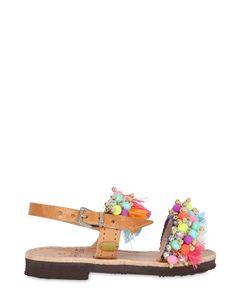 BONBON | Wonderland Leather Sandals
