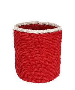ANNE-CLAIRE PETIT | Hand-Crocheted Basket