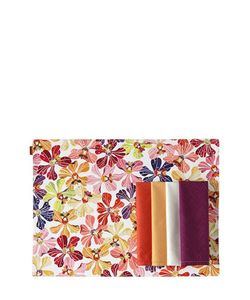 MISSONI BY RICHARD GINORI 1735 | Flowers Collection Set Of 2 Placemats