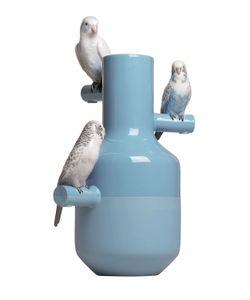 LLADRÒ | Parrot Parade Vase