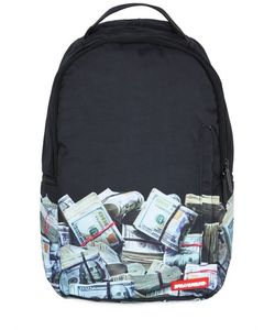 SPRAYGROUND | Money Stacks Printed Backpack