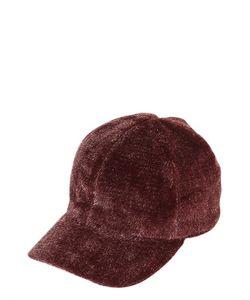 CAROLINE BOSMANS | Faux Fur Baseball Hat