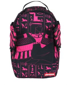 SPRAYGROUND | Pink Goddess Printed Backpack With Wings