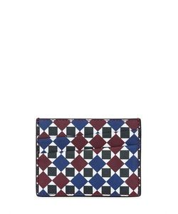 MARK GIUSTI | Printed Leather Card Holder