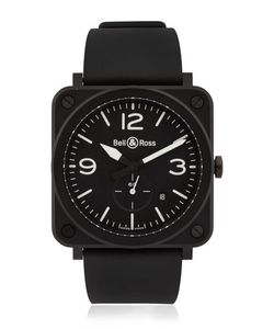 Bell & Ross | Brs Matte Ceramic Watch