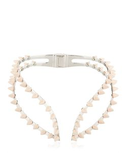 Ellen Conde | Spikes High Collar Necklace