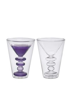 BITOSSI HOME | Set Of 2 Martini Glasses