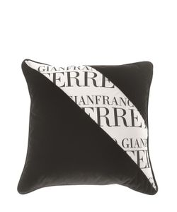 GIANFRANCO FERRÉ HOME | Printed Stripe Decorative Pillow
