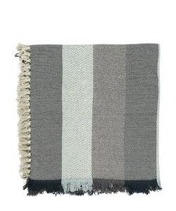 LES OTTOMANS | Wool Silk Blend Throw