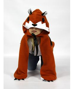 SPARROW & B | Tiger Hooded Cape Costume