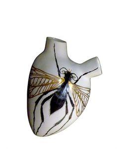 FOS | Zanzara Mosquito Wall Vase