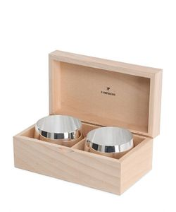 PAMPALONI | Set Of 2 Cups With Case