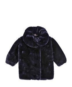 LANVIN PETITE | Faux Fur Coat