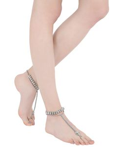 VITTORIO CECCOLI | Vipers Toe Ring Anklets