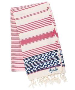 LES OTTOMANS | Hammam Telati Cotton Towel