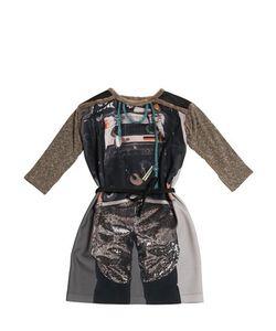 Venera Arapu | Digitally Printed Knit Dress