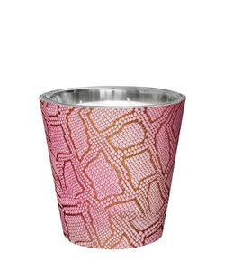 BAOBAB COLLECTION | Python Printed Ponyskin Maxi Max Candle
