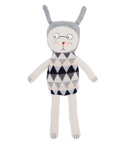 LUCKYBOYSUNDAY | Pale Nulle Stuffed Toy