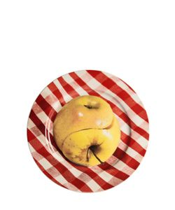 SELETTI WEARS TOILET PAPER | Twisted Apple Porcelain Dish