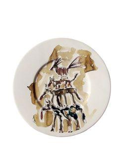 Antonio Marras   Eligo Animali Ceramic Charger