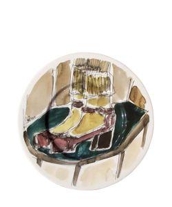 Antonio Marras   Eligo Scarpe Ceramic Charger