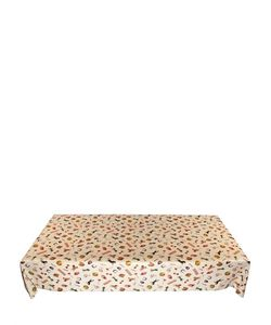 SELETTI WEARS TOILET PAPER | Mix Match Printed Table Cloth