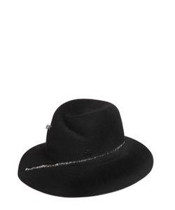 Maison Michel | Zip Around Rabbit Fur Felt Hat