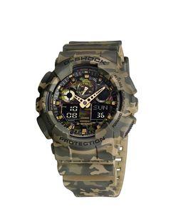 G-Shock | Camouflage Chrono Watch