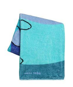SANS TABÙ | Digitally Printed Cotton Beach Towel