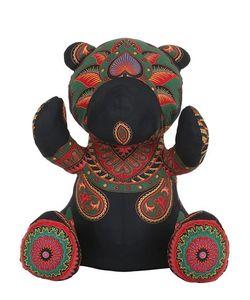 MYRIAMMAXO | Dd India Printed Waxed Cotton Bear