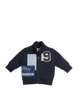 Diesel Kids | Cotton Blend Sweatshirt With Patches