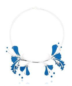 EK Thongprasert | Metal Flower Necklace