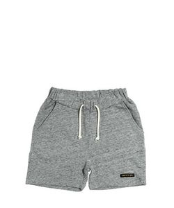 FINGER IN THE NOSE | Cotton Jogging Shorts