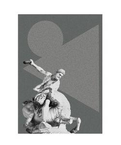 COSIMO VARDARO | Romano Poster
