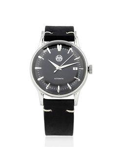 MANUEL BOZZI | Special Edition Silver Diamond Watch