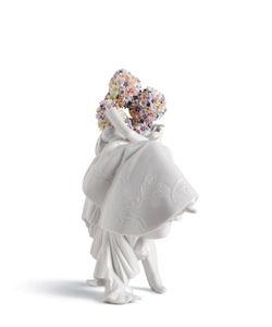 LLADRÒ | Love Ii Porcelain Figurine