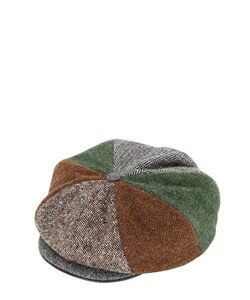 GI'N'GI | Ear Flap Wool Felt Coppola Hat