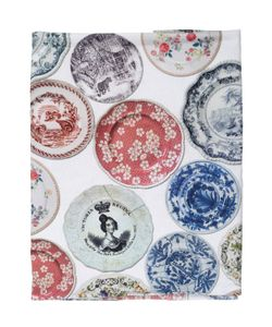 TABLECLOTHS | Old Plate Printed Table Runner