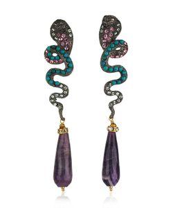 KATERINA PSOMA | Snake Earrings