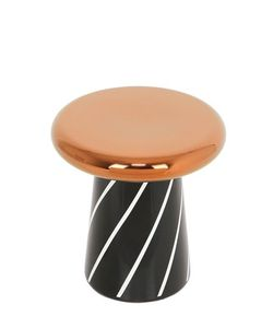 BOSA BY HAYON | Striped Bone China T-Table