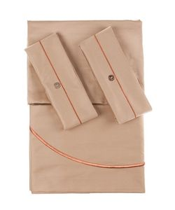 ALESSANDRO DI MARCO | Cotton Satin Sheet Set