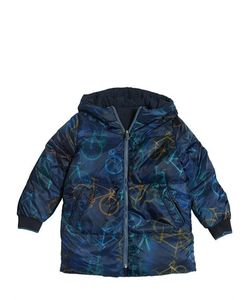 Paul Smith Junior | Bicycle Printed Nylon Jacket